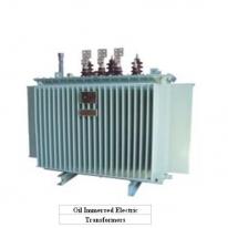 11KV Oil Immersed Electric Transformer