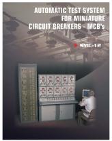 MCB Testing Equipment